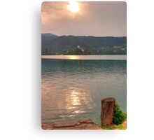 Lake Bled, Slovenia Canvas Print