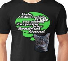 You can't trust kittens Unisex T-Shirt