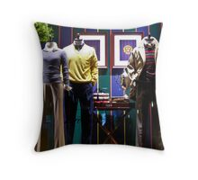 Ralph Lauren Shop Throw Pillow