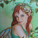 Spring elf awakening by lanadi