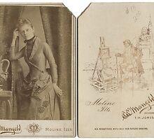 UNKNOWN LADY, MOLINE, IL. by West Kentucky Genealogy