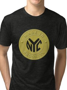 Made In New York Brooklyn Tri-blend T-Shirt