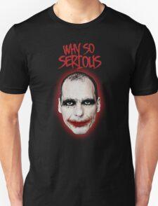 Varoufakis-Why So Serious #2 T-Shirt