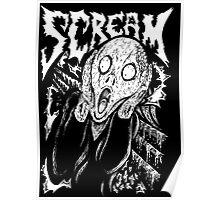 Metal Scream Poster