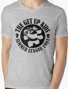 Summer League 1981 - The Get Up Kids t-shirt, emo, post hardcore Mens V-Neck T-Shirt