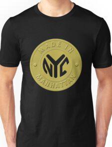 Made In New York Manhattan Unisex T-Shirt