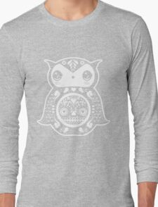 i can hoot like an owl Long Sleeve T-Shirt
