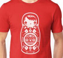 baabaabushka white Unisex T-Shirt