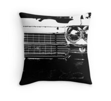 Anti-Chromatic Throw Pillow