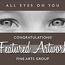 Featured Artwork Banner Fine Arts by FineEtch