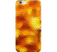 Golden Mosaic iPhone Case/Skin