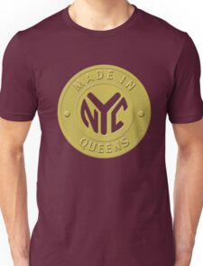 Made In New York Queens Unisex T-Shirt