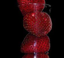 Strawberries by DreamCatcher/ Kyrah Barbette L Hale