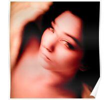 Lovely Blur Poster