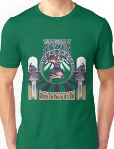 Roller Derby Nouveau: The Massacre of Spring (English) Unisex T-Shirt