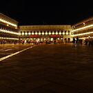 Piazza St Marco by sketchie