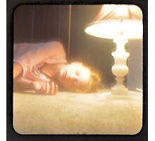 Sleepy... Photographic Print