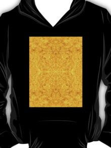 Symmetrical Liquid Gold T-Shirt