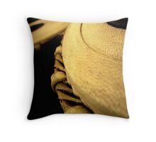 Tabla by night... Throw Pillow