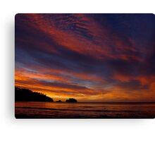 Tasmanian Sunrise Canvas Print