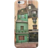 Odette in Paris iPhone Case/Skin