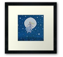 Starlight Fairy Framed Print