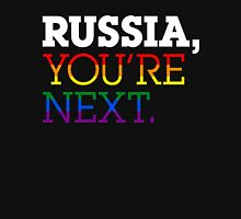 Russia, You're Next Unisex T-Shirt