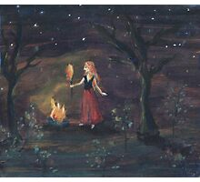 Gypsy Fire Photographic Print