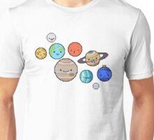 pixel planets Unisex T-Shirt