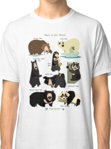 Bears of the World Classic T-Shirt