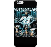 Autonomy iPhone Case/Skin