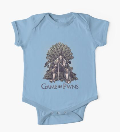 Game of Pwns One Piece - Short Sleeve