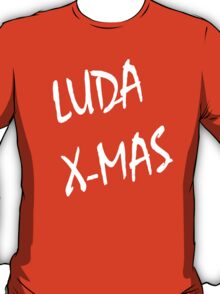 Luda X-Mas, 30 Rock. T-Shirt