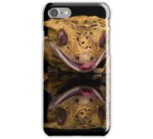 New Caledonian Crested Gecko iPhone Case/Skin