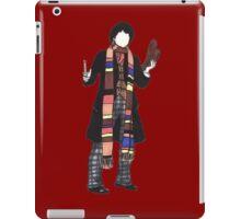 4th Doctor. iPad Case/Skin