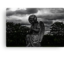 Watching Over the Children Canvas Print