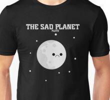 Sad Pluto Unisex T-Shirt
