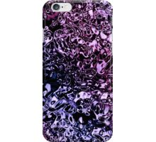 Purple-Violet Stone iPhone Case/Skin