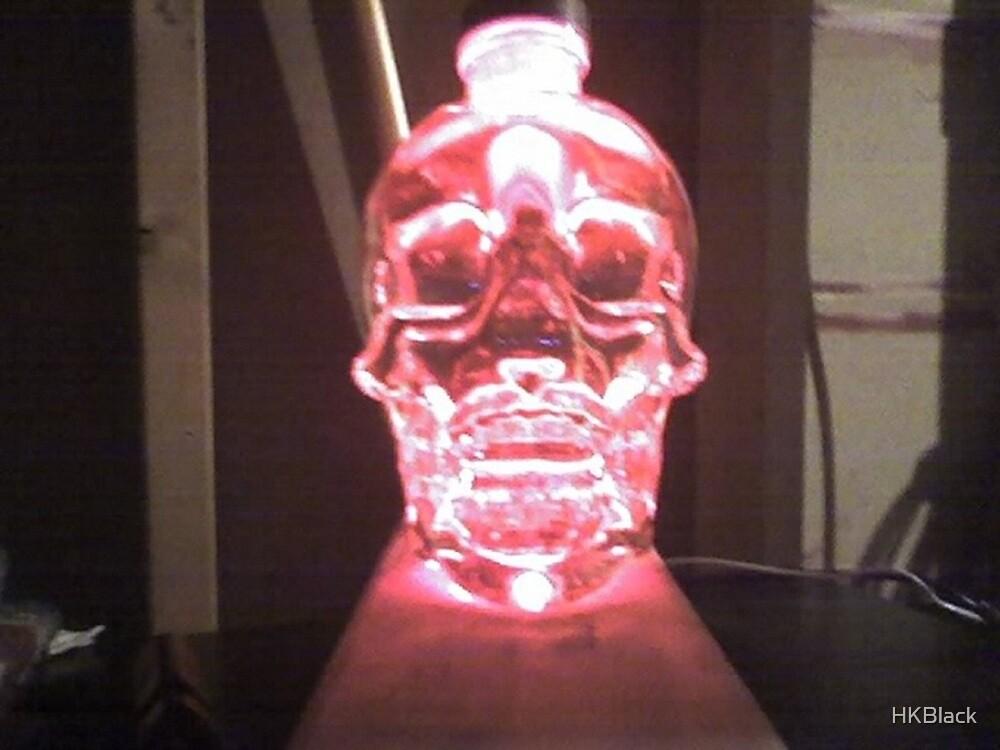 Crystal Skull by HKBlack