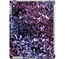 Purple-Violet Stone iPad Case/Skin