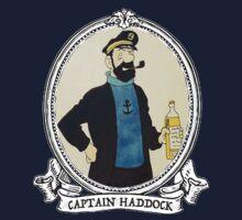 Captain Haddock by trumanpalmehn