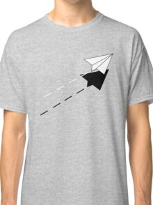 Paper Airplane. Classic T-Shirt