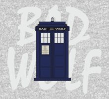 BAD WOLF. by trumanpalmehn