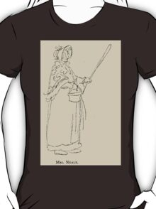 Kate Greenaway Collection 1905 0081 Mrs Neale T-Shirt