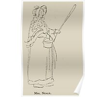 Kate Greenaway Collection 1905 0081 Mrs Neale Poster