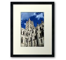 National Cathedral, Washington, DC #1 Framed Print