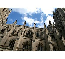 National Cathedral, Washington, DC #2 Photographic Print