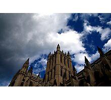 National Cathedral, Washington, DC #4 Photographic Print