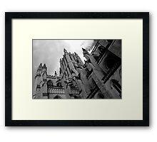 National Cathedral, Washington, DC #5 Framed Print