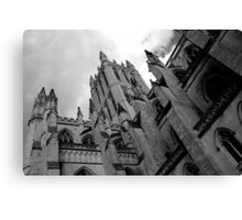National Cathedral, Washington, DC #5 Canvas Print